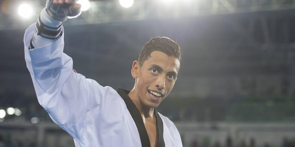 Mexicano asegura medalla en el Campeonato Mundial de Taekwondo