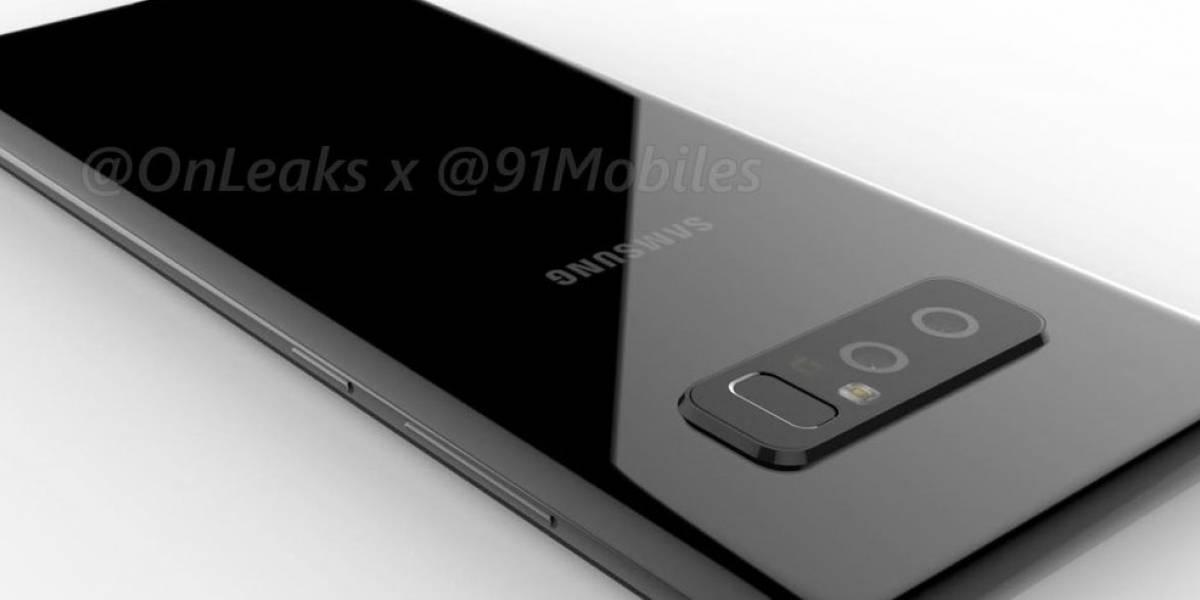 Note 8 de Samsung llegará a México en septiembre
