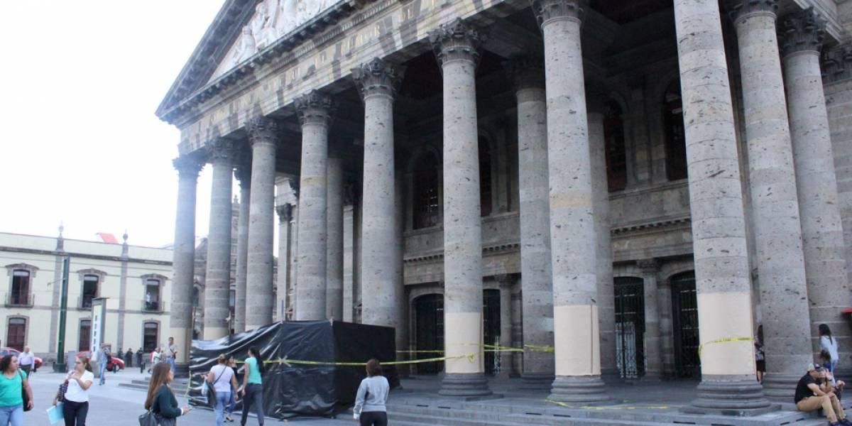 Restauración del Teatro Degollado, más compleja de lo pensado