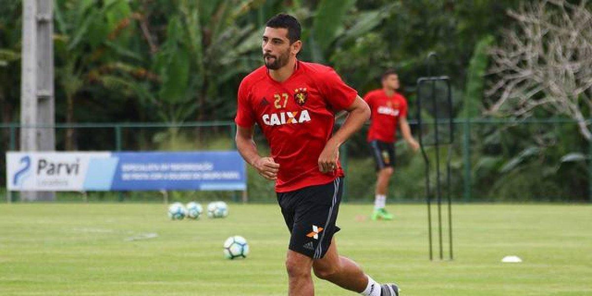 Negociação entre São Paulo e Diego Souza desanima