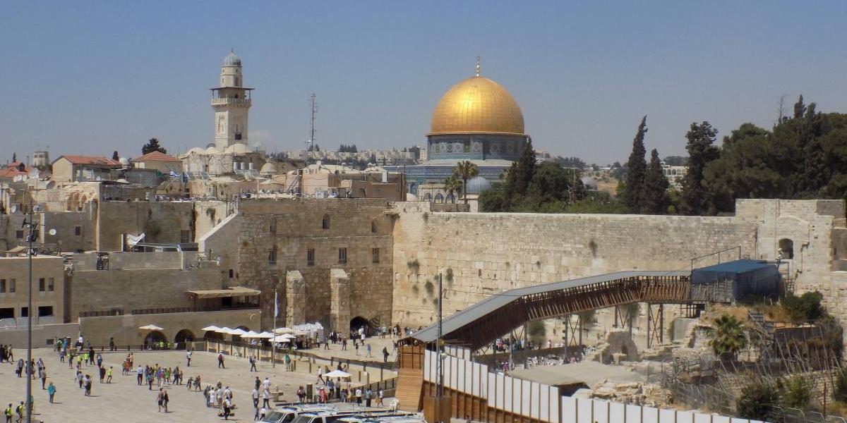 ¿Qué tan seguro es viajar a Jerusalén?