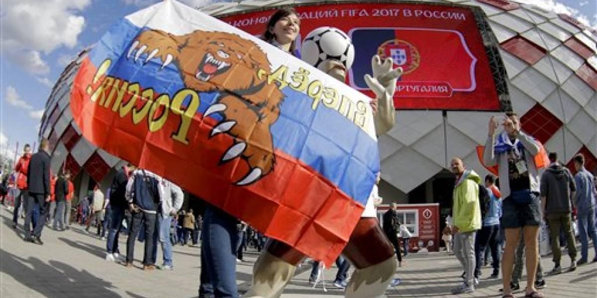 Rusia afina detalles a un año del Mundial