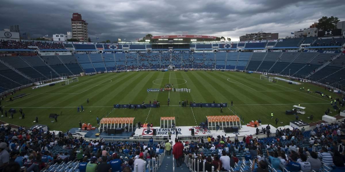 Advierte CDMX a Cruz Azul que no pondrán un peso para construcción de su estadio