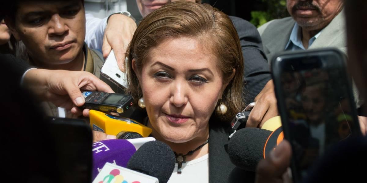 Eva Cadena rechaza que haya órdenes de aprehensión en su contra tras desafuero