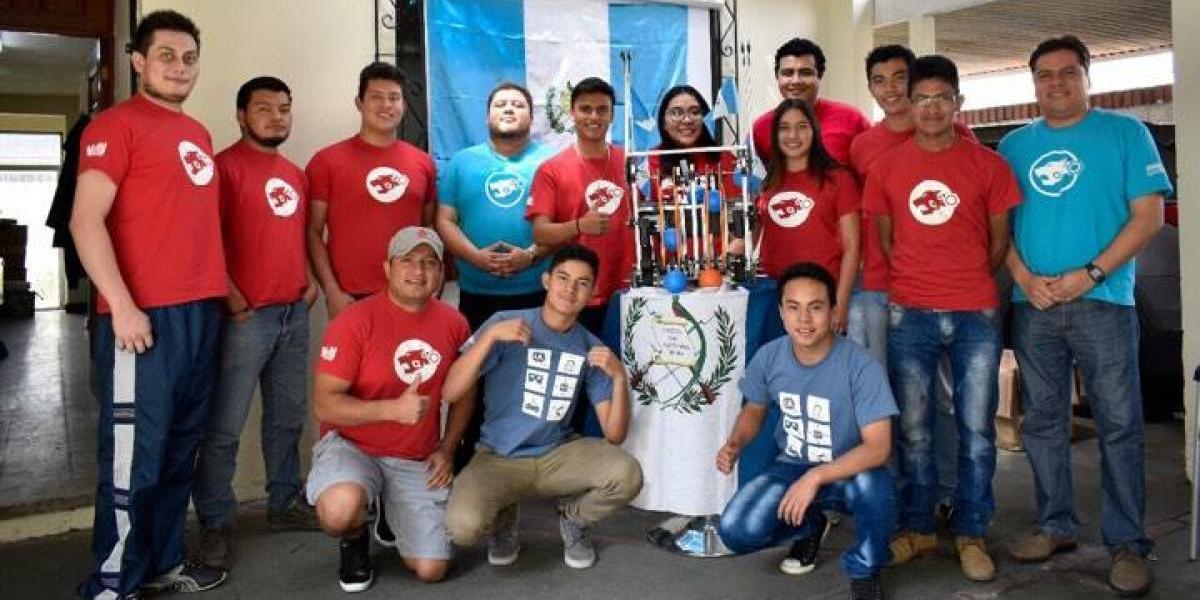 Jóvenes de la Selección Nacional de Robótica competirán en Estados Unidos