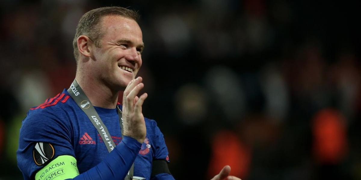 Las fotos de Rooney que indignan a los fans del Manchester United