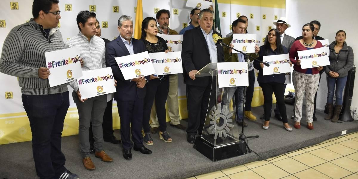 Piden en el PRD candidato independiente para frente amplio