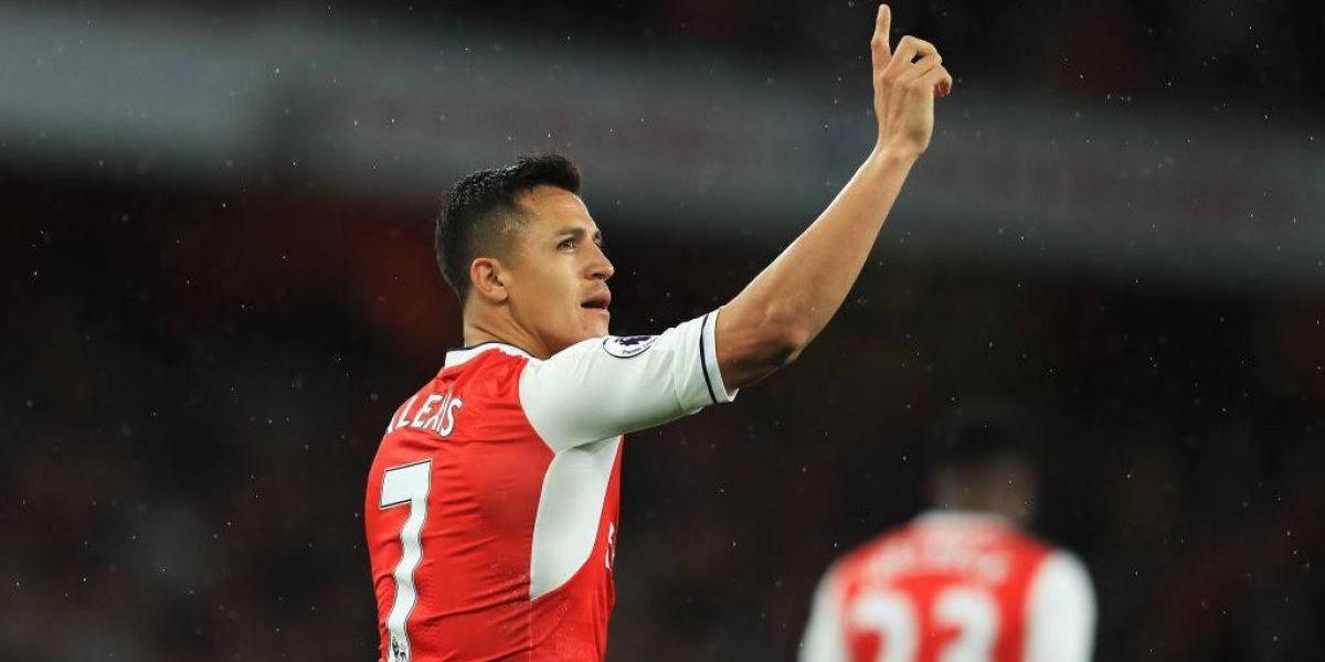 Arsenal le puso objetivos a Alexis para subirle el sueldo en su nuevo contrato