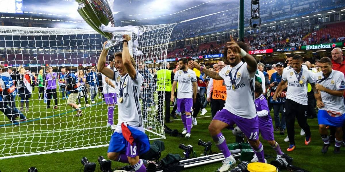 ¿Y en Chile? Facebook transmitirá la Champions gratuitamente en Estados Unidos