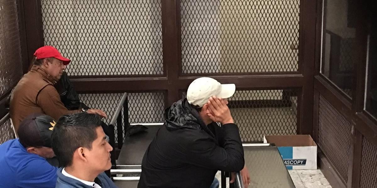 """Inicia juicio al narcotraficante Manfredo Cordón, alias """"el Morado"""""""