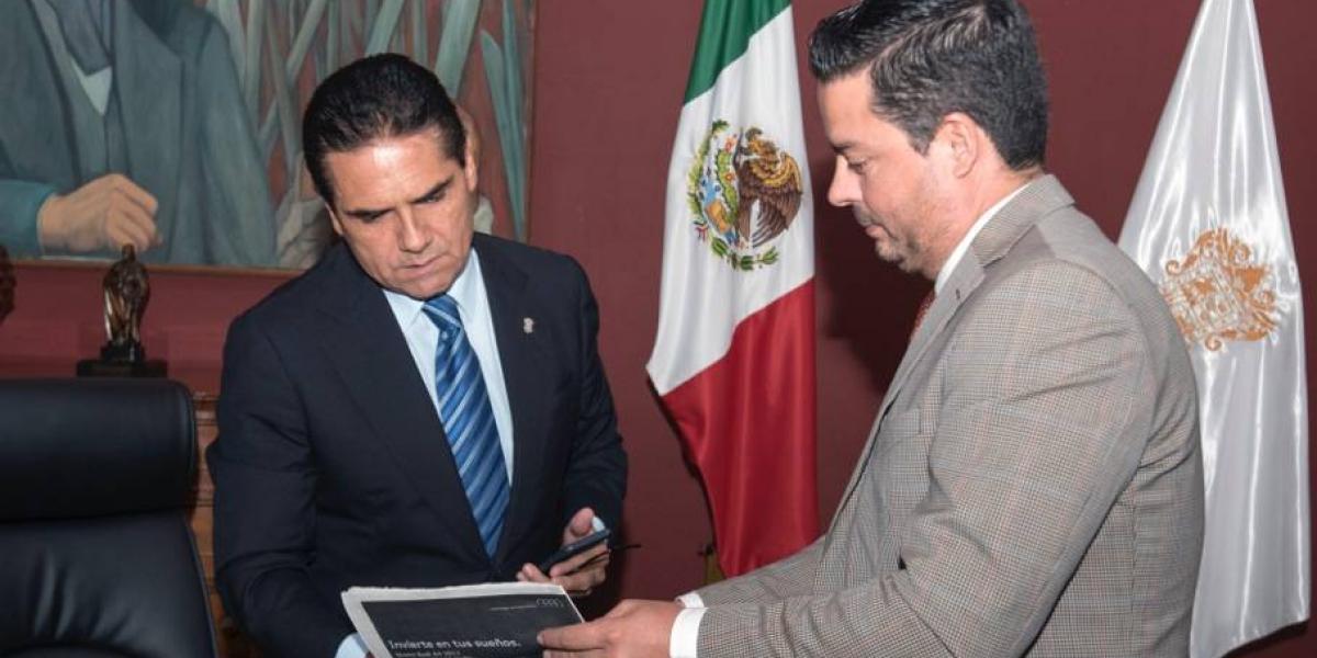 Michoacán, un estado con mucho potencial: Silvano Aureoles