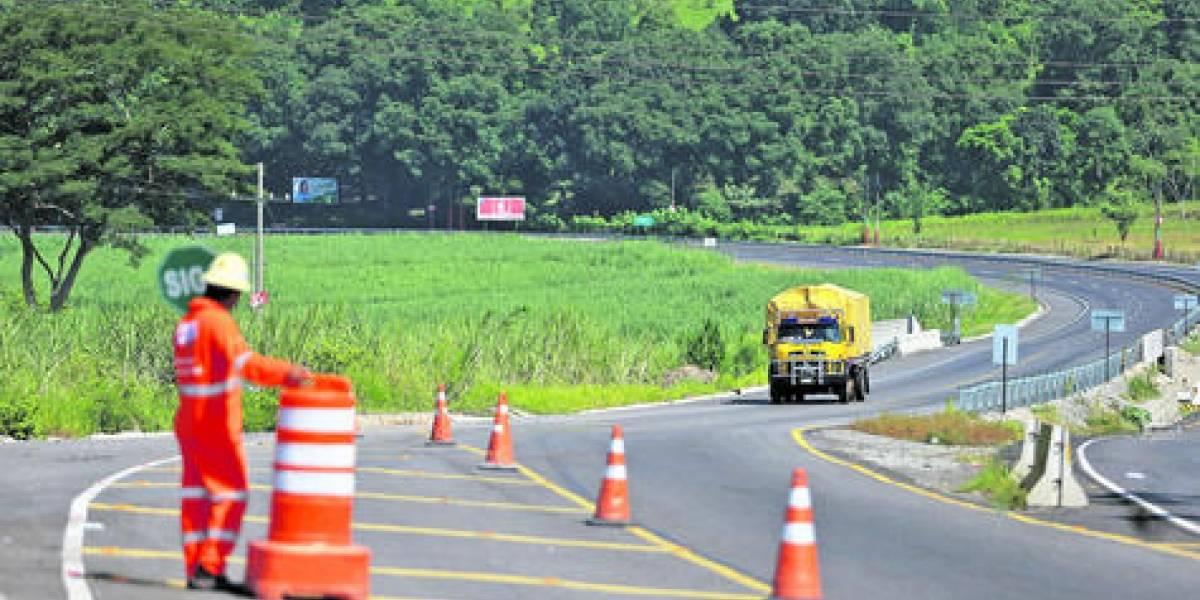 Ministerio de Comunicaciones podría retomar la construcción de la carretera CA-2 Occidente