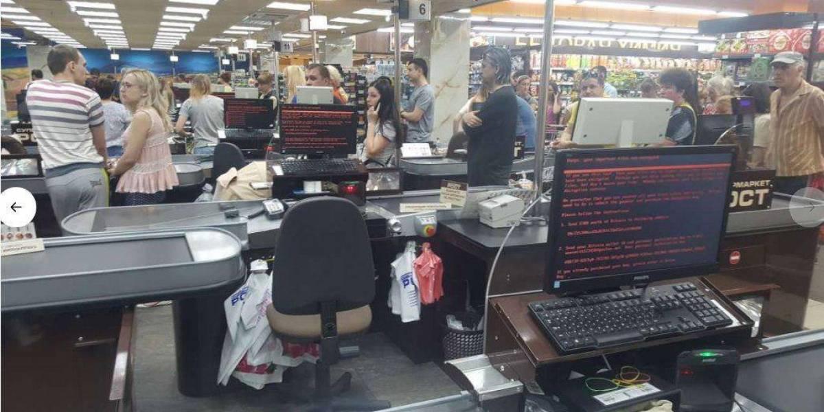 """Un nuevo ataque de """"ransomware"""" paraliza grandes empresas en todo el mundo"""