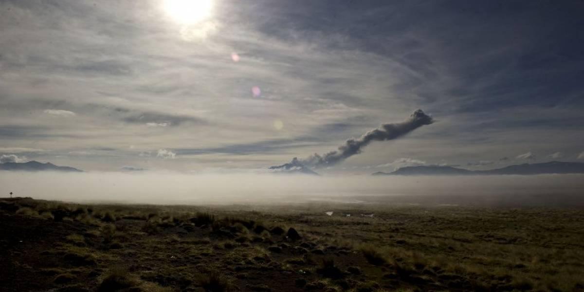 FOTOS. Misteriosa pirámide con forma de volcán desconcierta a los arqueólogos