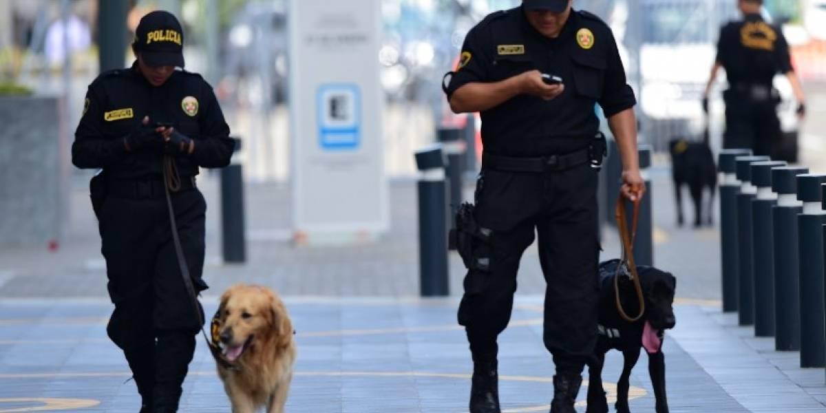 Capturan a 21 policías que integraban banda criminal en Perú