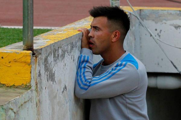 Espinoza aún no ve claridad en su futuro / imagen: Photosport