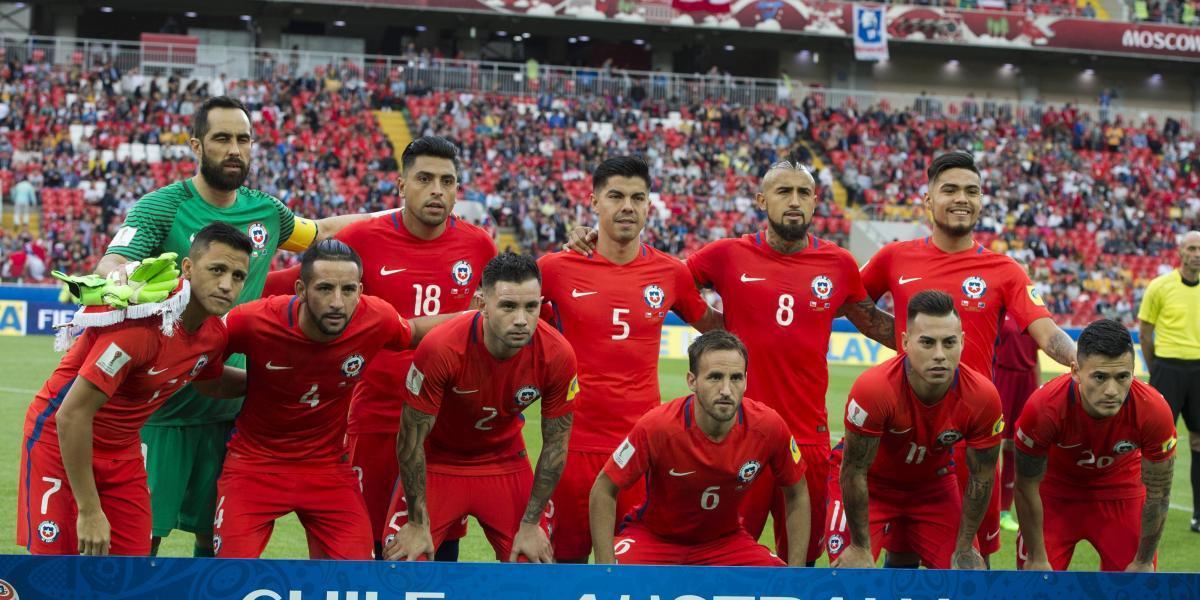 Siete chilenos aparecen entre los 500 futbolistas más influyentes del año