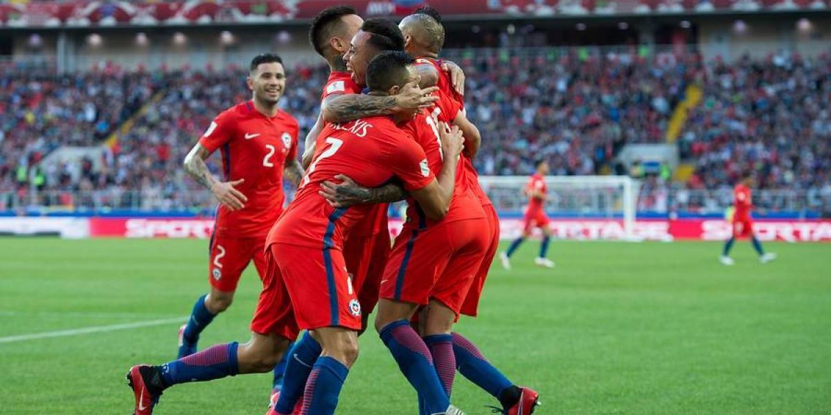 """Leyenda de Portugal: """"Chile es el rival a vencer en esta Copa Confederaciones"""""""