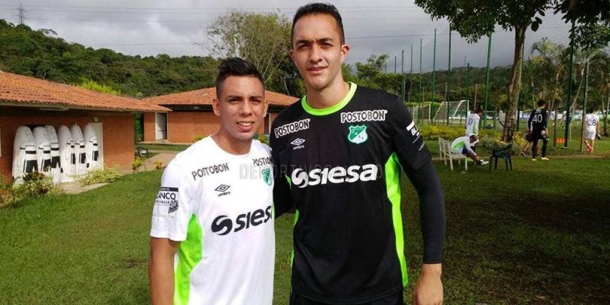 Así reciben los fans de Cali al guatemalteco Ricardo Jerez