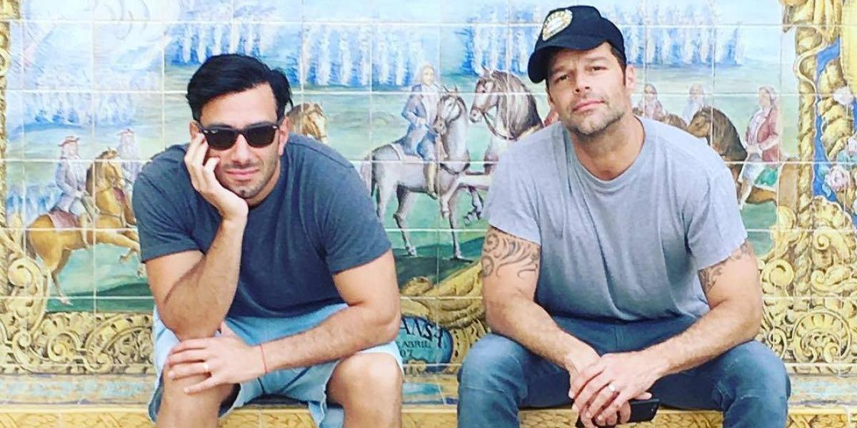 Ricky Martin se casará en Puerto Rico en una ceremonia inmensa
