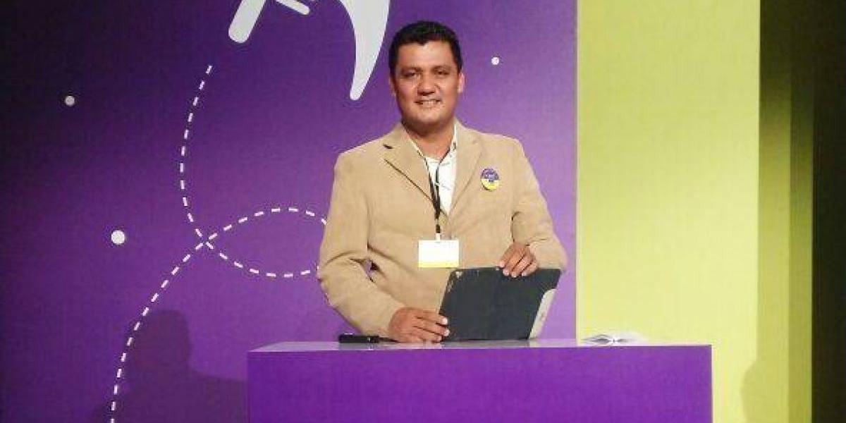 Profesor guatemalteco ganó la competencia Educator Exchange de Microsoft