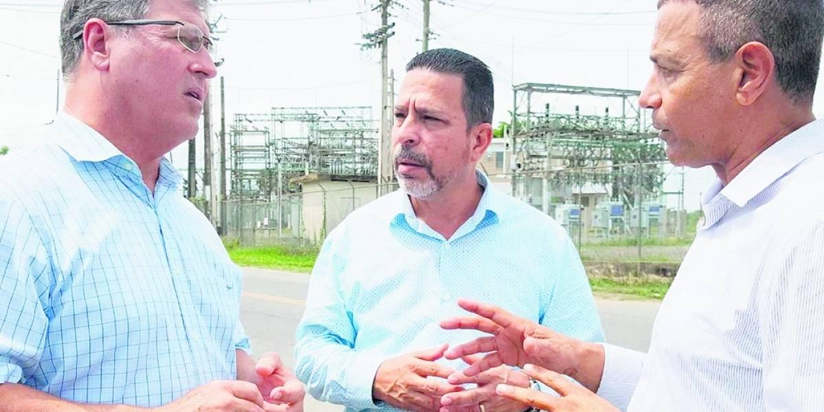 Denuncian apagones en municipios