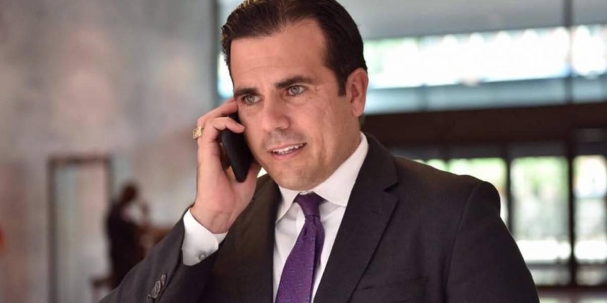 Rosselló habla con esposa de líder venezolano preso Leopoldo López