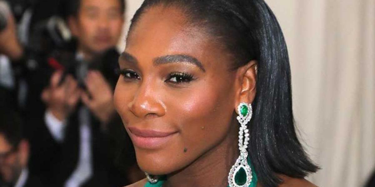 Serena Williams muestra la belleza de su embarazo sin censura
