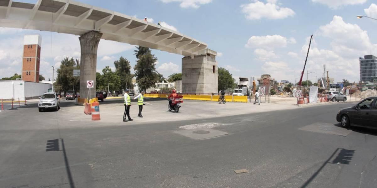Dos años después, reabren calle en Centro de Zapopan