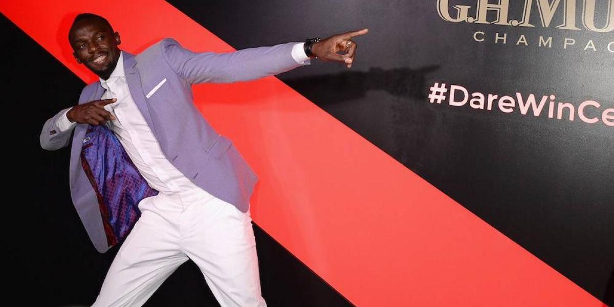 Usain Bolt entrenará con el Borussia Dotmund y espera quedarse en el equipo