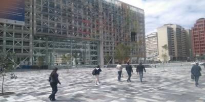 Empresa china deberá devolver 25 millones a Ecuador por construcción de Plataforma Financiera