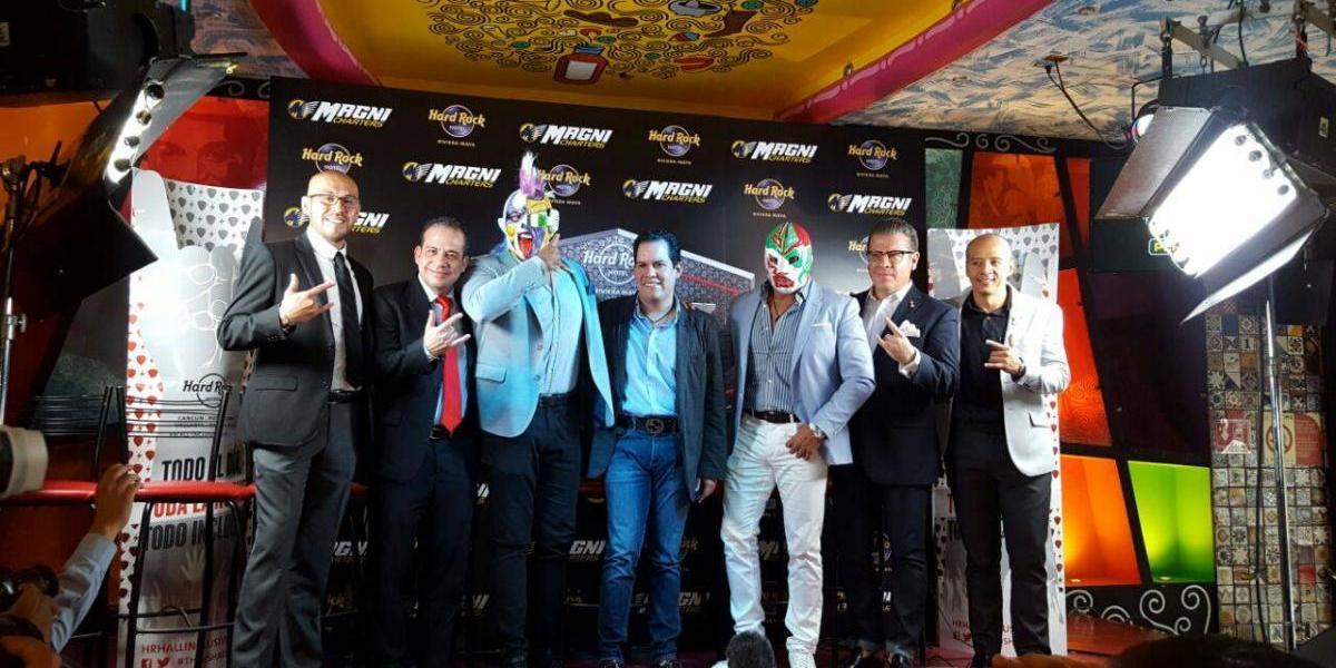 ¡Todo listo! Triple A presenta la sexta edición de Ring & Rock StAAArs