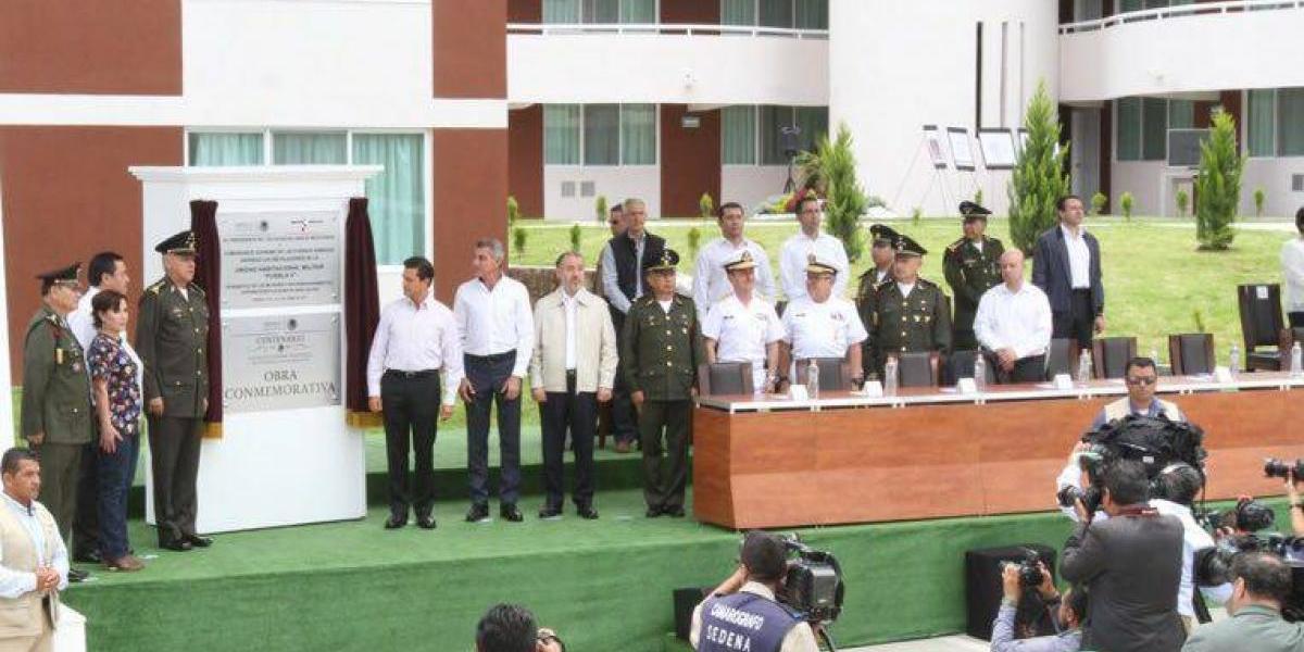 Créditos de vivienda para militares se duplicaron este sexenio: Peña Nieto
