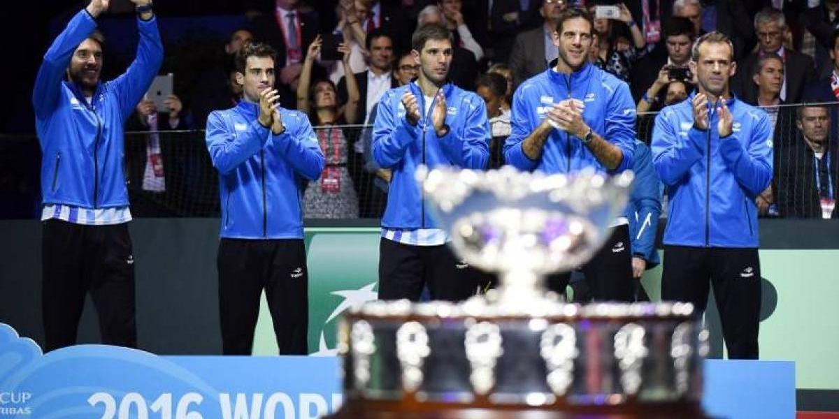 Finales de Copa Davis y Copa Federación se jugarán conjuntas en la misma sede