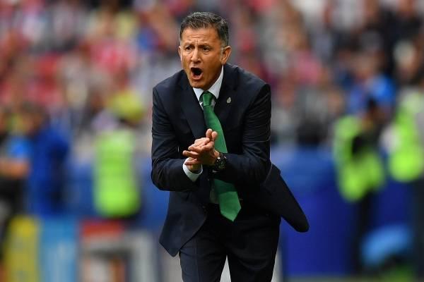 El técnico de México habló en la previa de la semifinal ante Alemania / AFP