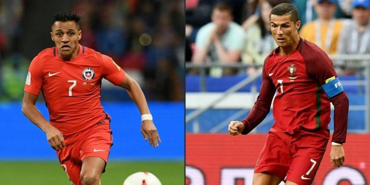 Alexis vs. Cristiano: Un duelo de estrellas deslucido y con el chileno como vencedor
