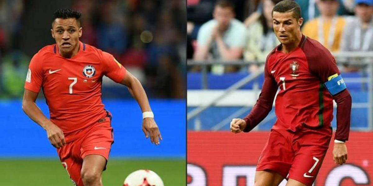 Chile y Portugal: la final anticipada de la Copa Confederaciones