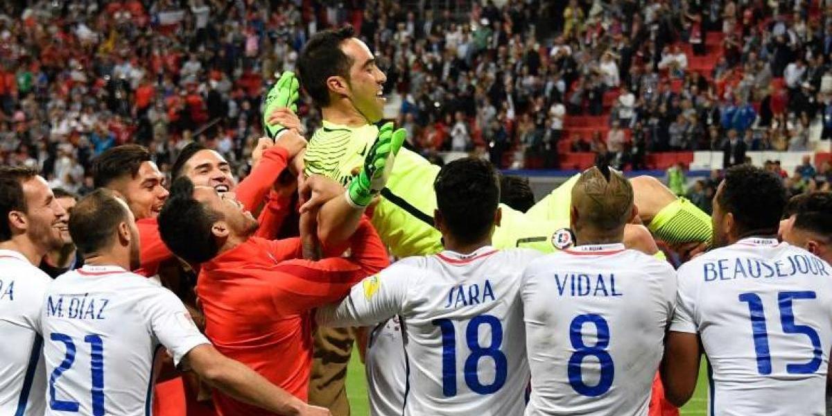Chile es Bravo en los penales: la Roja sacó a Portugal de Cristiano y va por el título de la Confederaciones