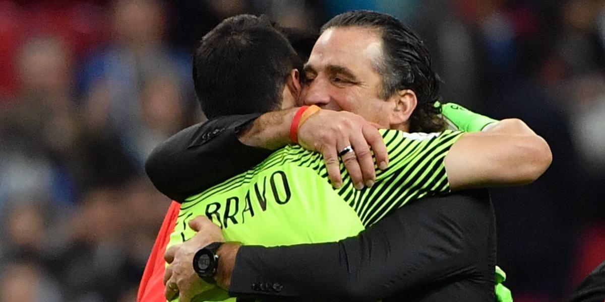 """Pizzi quiere la Copa Confederaciones: """"Ojalá podamos seguir agrandando esta historia"""""""