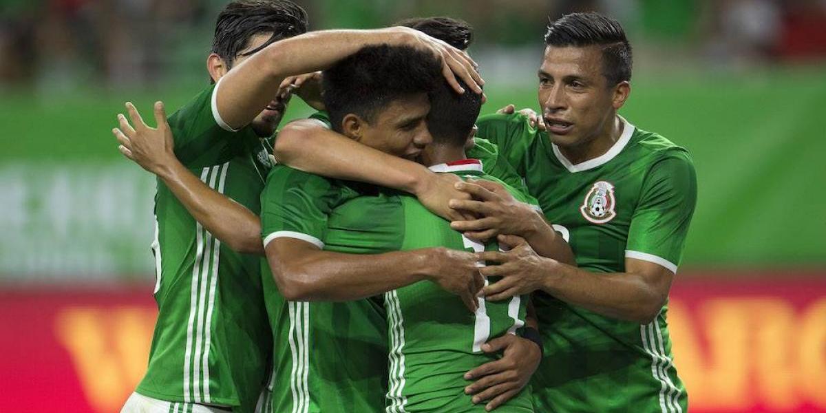 México se impone a Ghana en amistoso rumbo a Copa Oro