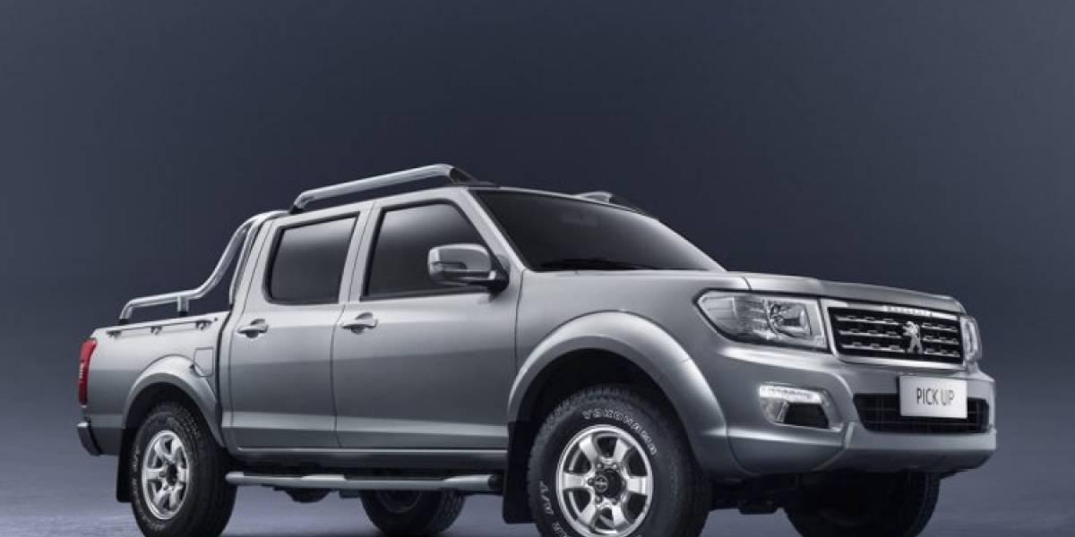 Peugeot presenta una camioneta sólo para África