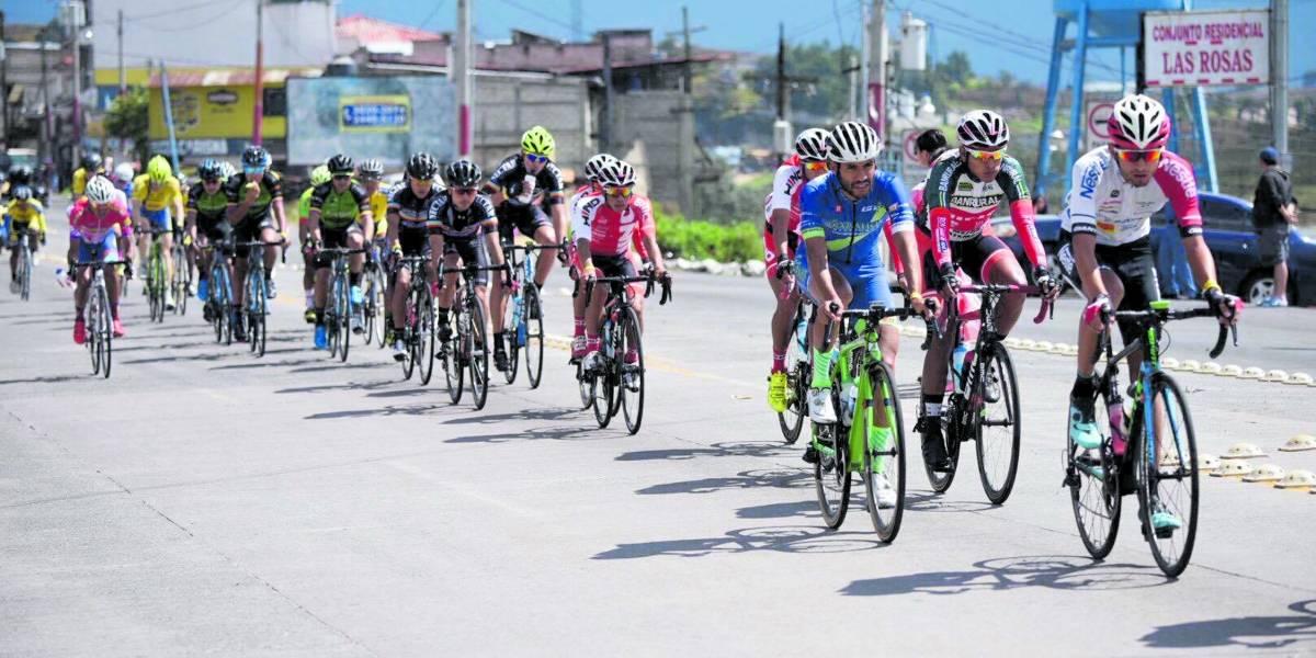 La Vuelta a Guatemala tendrá 10 etapas en su edición 57