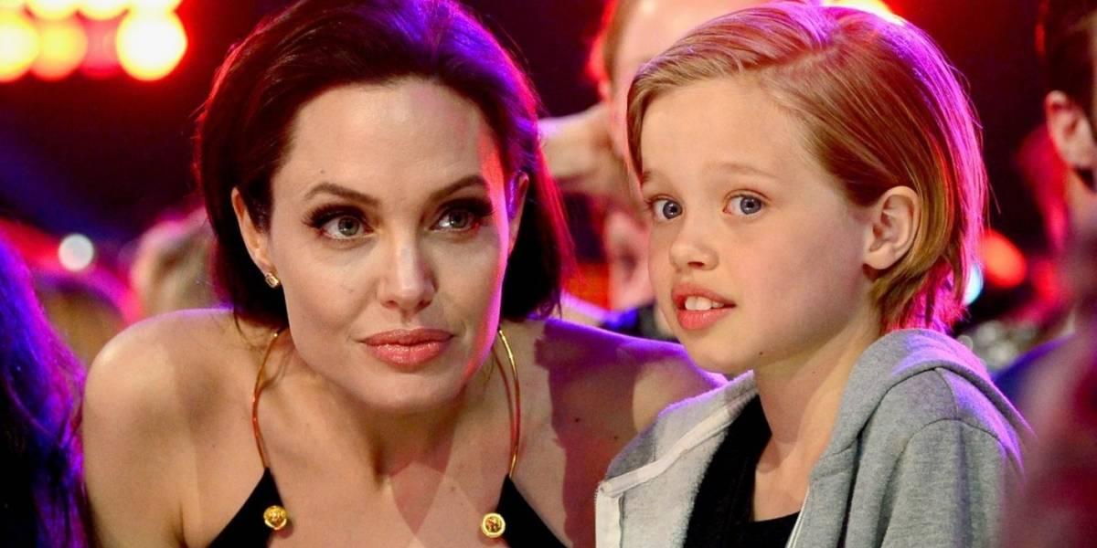 Hijo transgénero de Angelina Jolie y Brad Pitt inicia su tratamiento hormonal