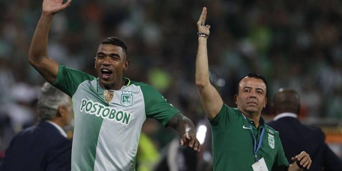 Elkin Blanco saldría de Atlético Nacional por órdenes de Lillo