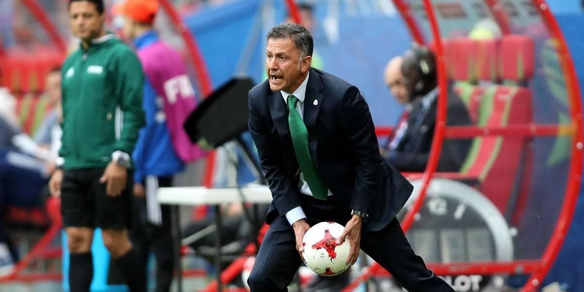 En vivo: Alemania gana a México en la Copa Confederaciones