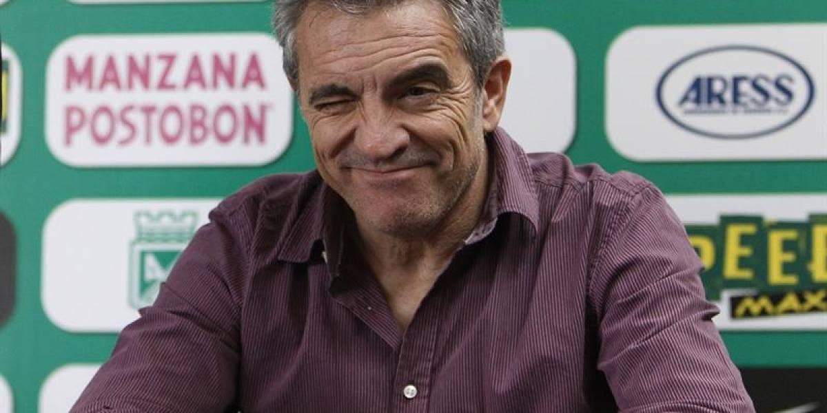 Jugador del fútbol colombiano llegaría al equipo de Juan Manuel Lillo
