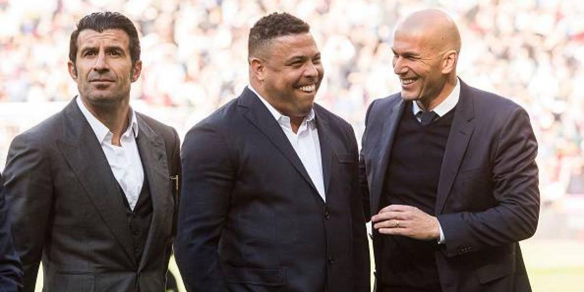 """Ronaldo sobre Cristiano: """"Estoy casi seguro que se quedará en Real Madrid"""""""