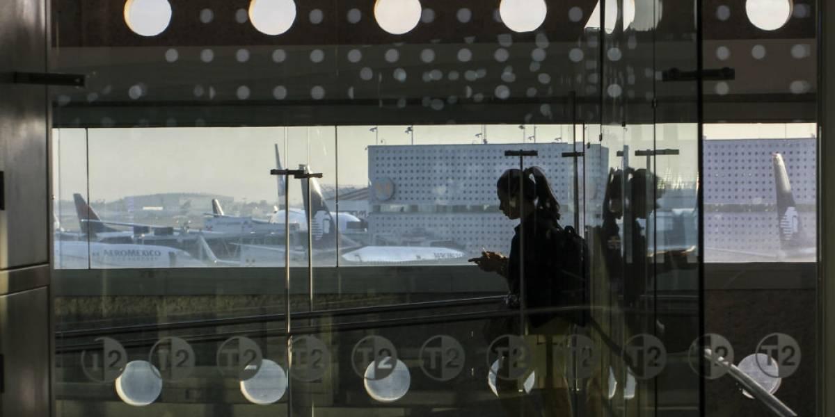 AICM se moviliza por amenaza de bomba en vuelo a Huatulco