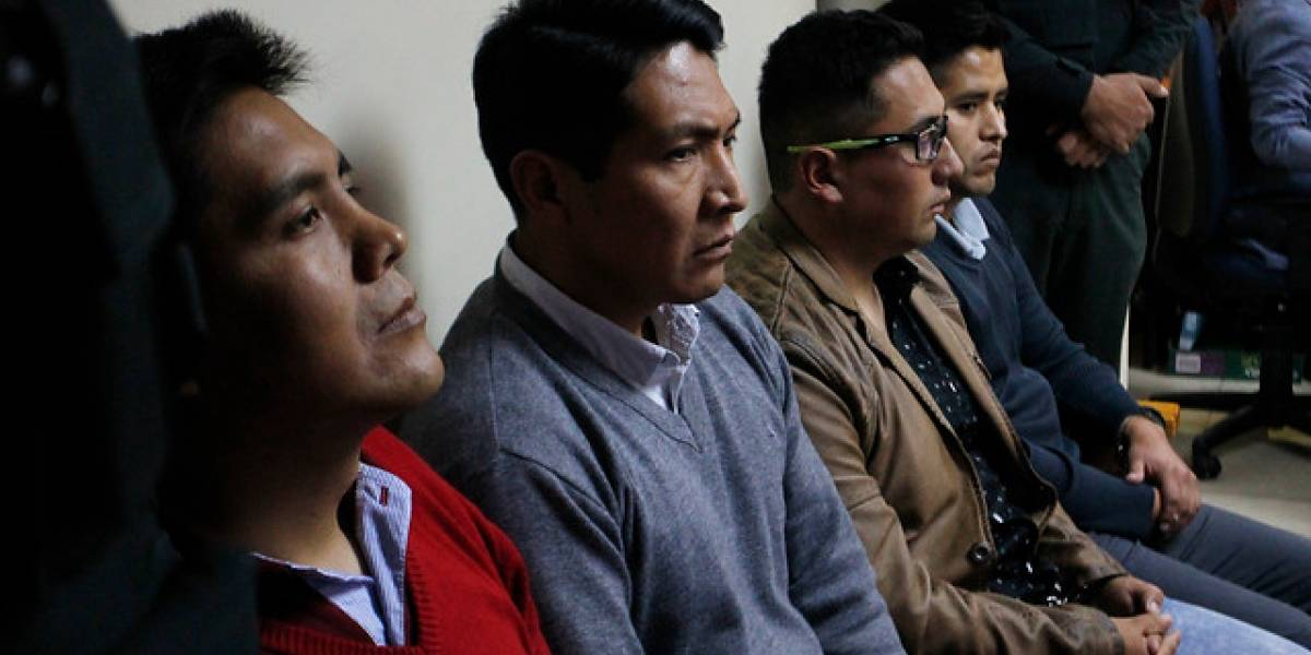 Bolivianos detenidos llegaron a su país: fueron recibidos con comidas típicas y alistan visita a Evo Morales