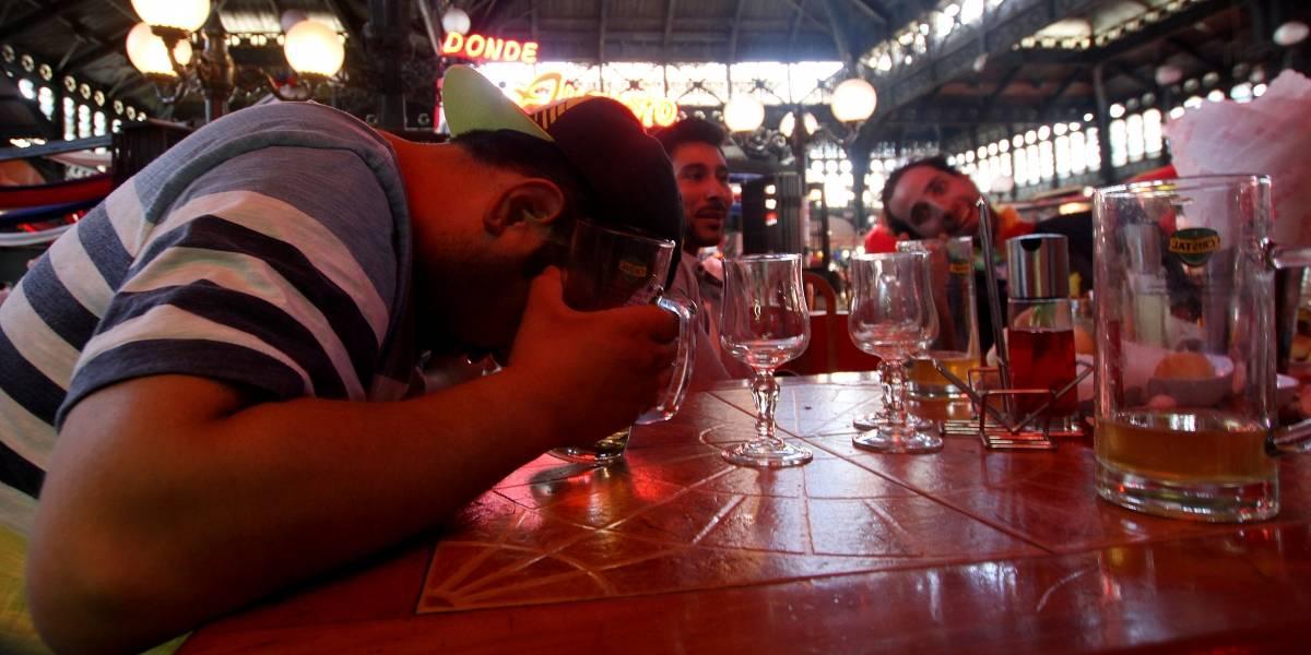 Radiografía del alcoholismo en Chile según Senda
